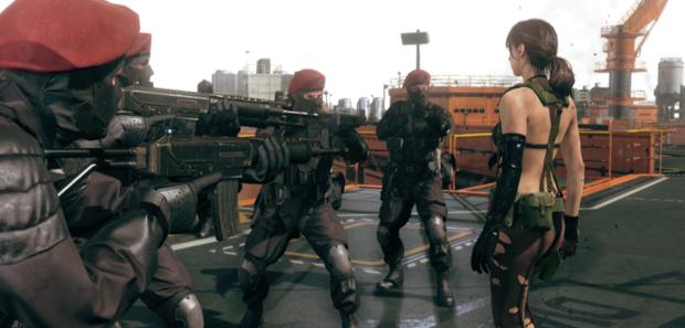 Metal Gear Online Gameplay Trailer