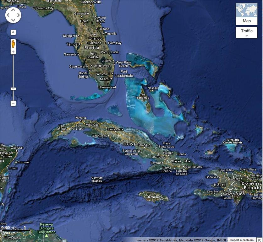 One Week In Cuba - Where is cuba