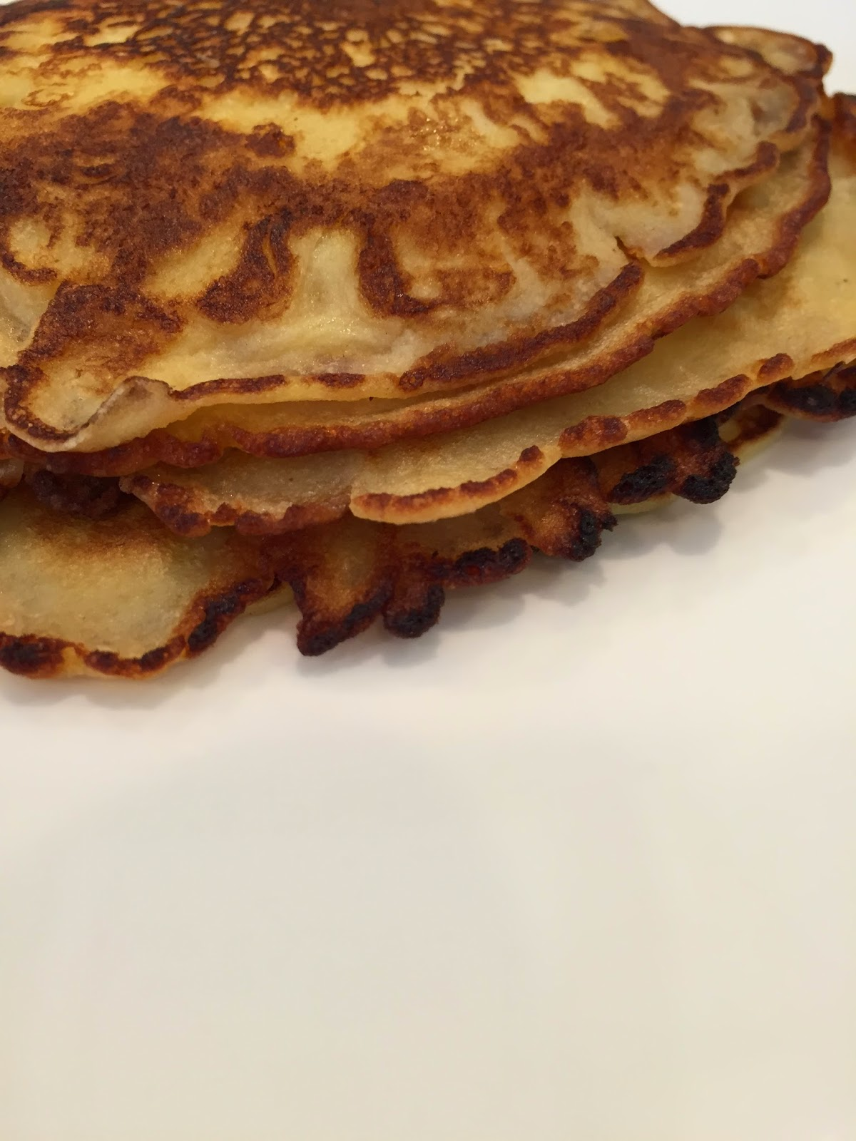 Everyday sisters perfect thin pancakes they are thin and buttery with crispy edges totally irresistible serve with warm maple syrup powdered sugar or plain straight out of the skillet ccuart Gallery
