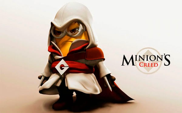 Minion Desmond, de Assassin's Creed