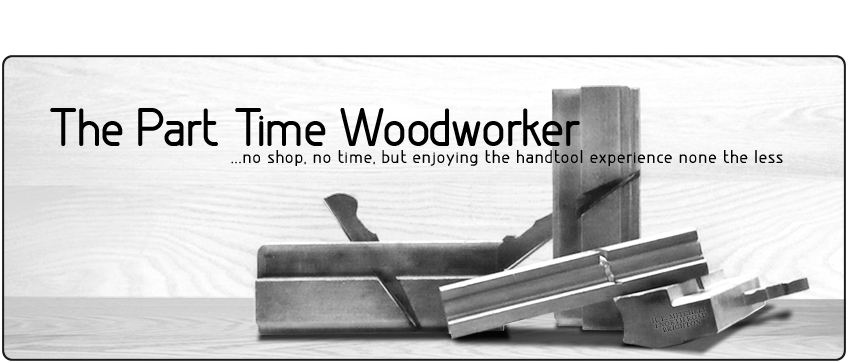 The Part-Time Woodworker