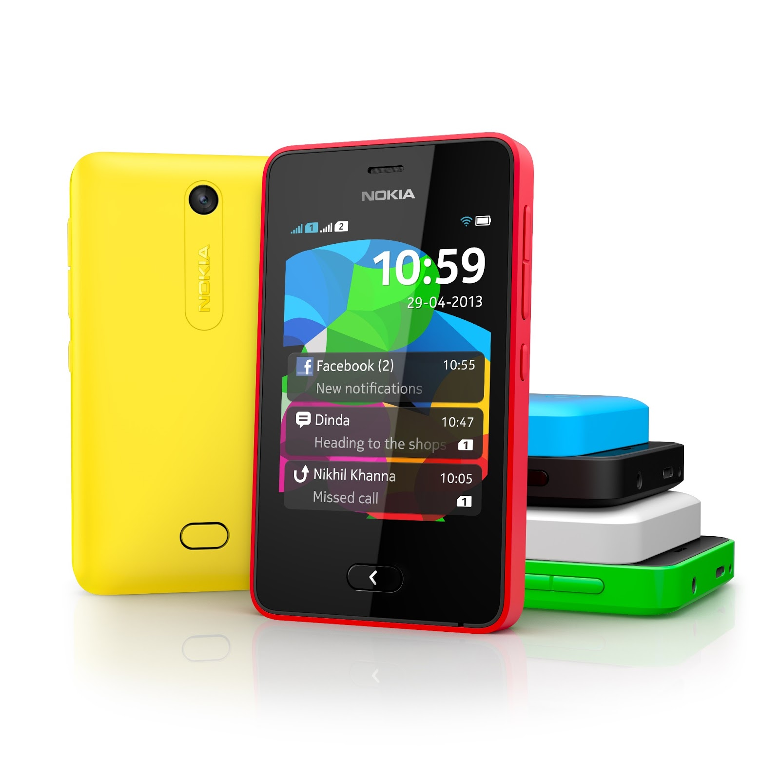 Right on the Verge: Nokia ASHA