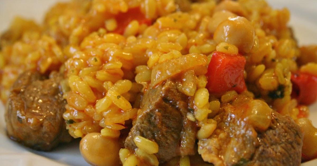 Grupo de recetas solidarias arroz con pato y setas for Arroz con setas y trufa