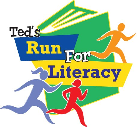Ted's Run for Literacy