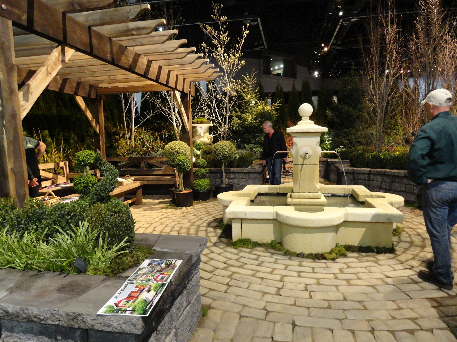 danger garden: The 2012 Portland Yard, Garden and Patio Show: chapter 1