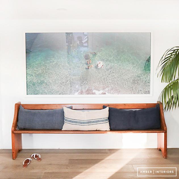 my scandinavian home A lovely lightfilled beach home