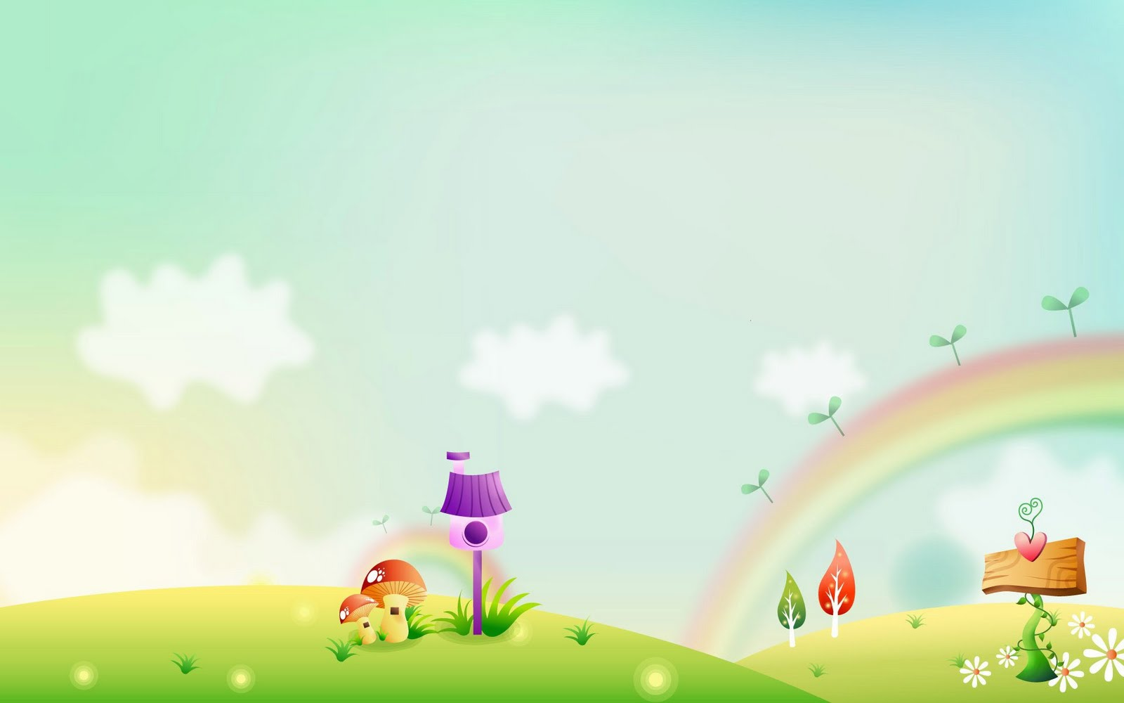 Beautiful Easter Desktop