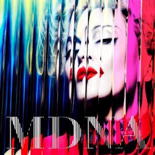 Download Cd Madonna MDNA (2012)