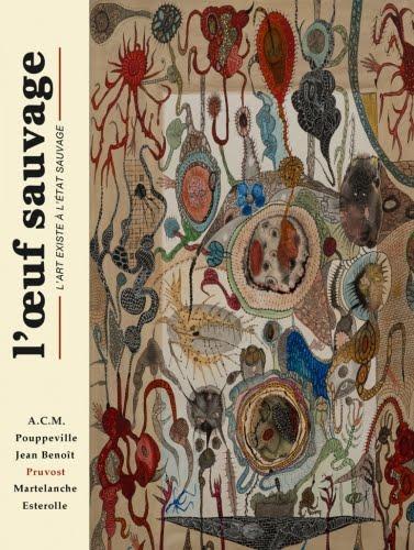 L'ŒUF SAUVAGE N°12, REVUE ART –- Éditions Claude ROFFAT