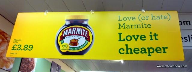 cheaper marmite