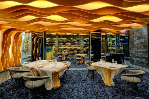 Abril 2014 archivos arquitexs for Disenos de interiores restaurantes