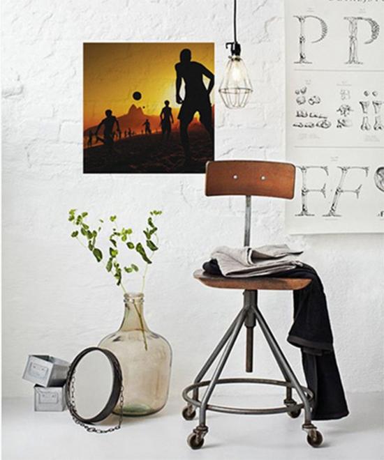 mural na parede, faça você mesmo, diy, galery wall, wall, parede, decoração, quadros, lambe-lambe, foto na parede