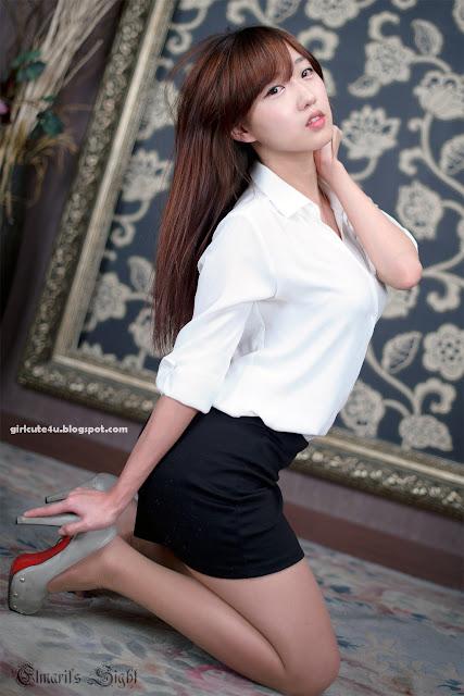 5 So Yeon Yang-Going to Office-very cute asian girl-girlcute4u.blogspot.com