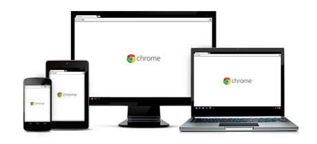 Google Chrome 64bit Mac