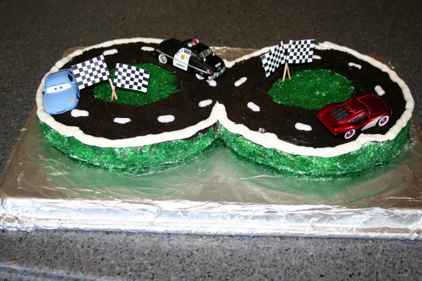 Mommy Lessons 101 Cars Disney Or Generic Birthday Party