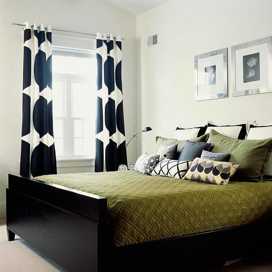 Modern Furniture: Colorful Bedroom Decorating Design Ideas 2011