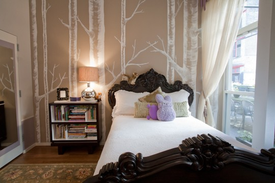 Whispered Whimsy Vintage: My Dream Anthropologie Bedroom