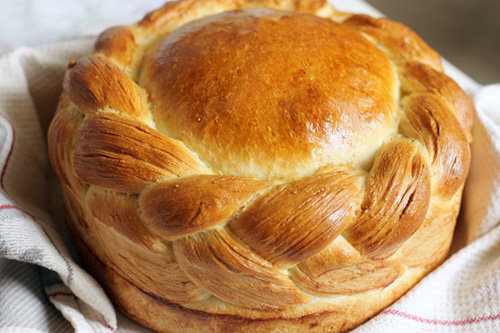cesnica serbian christmas bread - When Is Serbian Christmas