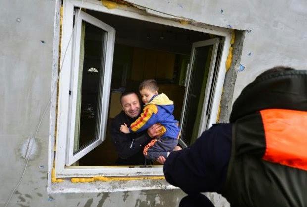 Όλοι Μαζί Μπορούμε & για τη Σερβία - SKAI TV akcija prikupljanja pomoći 31. maj 2014