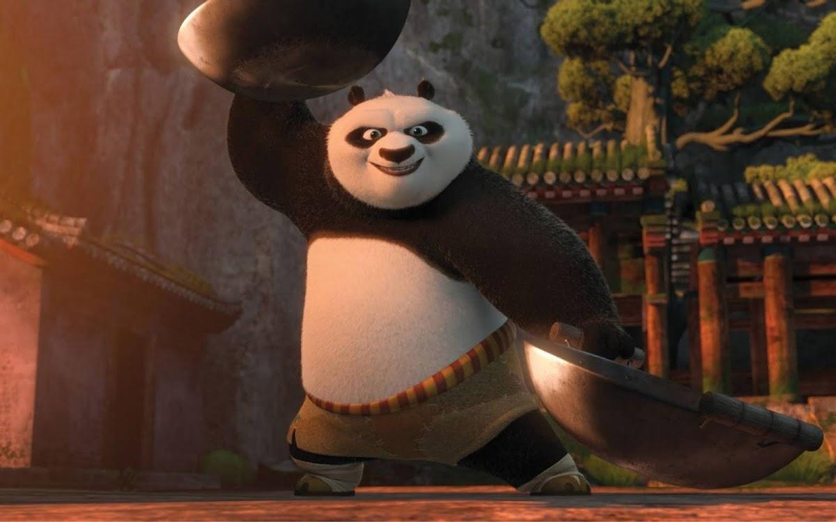 2011 Kung Fu Panda Movie Widescreen Wallpaper