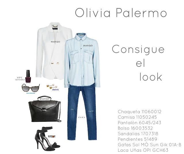 Olivia Palermo Look