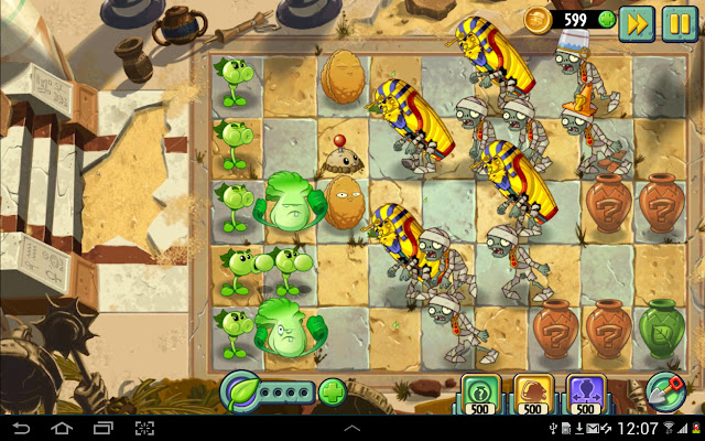 New Download Plants vs.Zombies™ 2 v4.4.1 Mod Apk+Data (Mod Coins+Gems+Keys) Terbaru