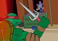 Ninja Kaplumbağalar vs Power Rangers