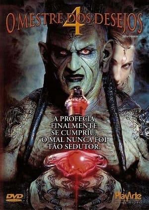 Filme O Mestre dos Desejos 4 - A Profecia Finalmente se Cumpriu 2002 Torrent