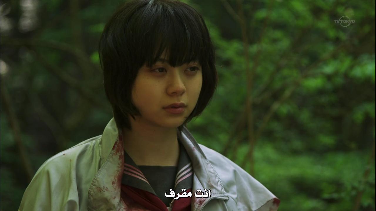 الحلقة العاشرة من الدراما الشيقة : LIMIT   في سبيل النجاة ليس هنالك حد,أنيدرا