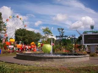 ashim blog, taman indah, taman kota, taman cantik, alun alun batu, kota btu, taman wisata