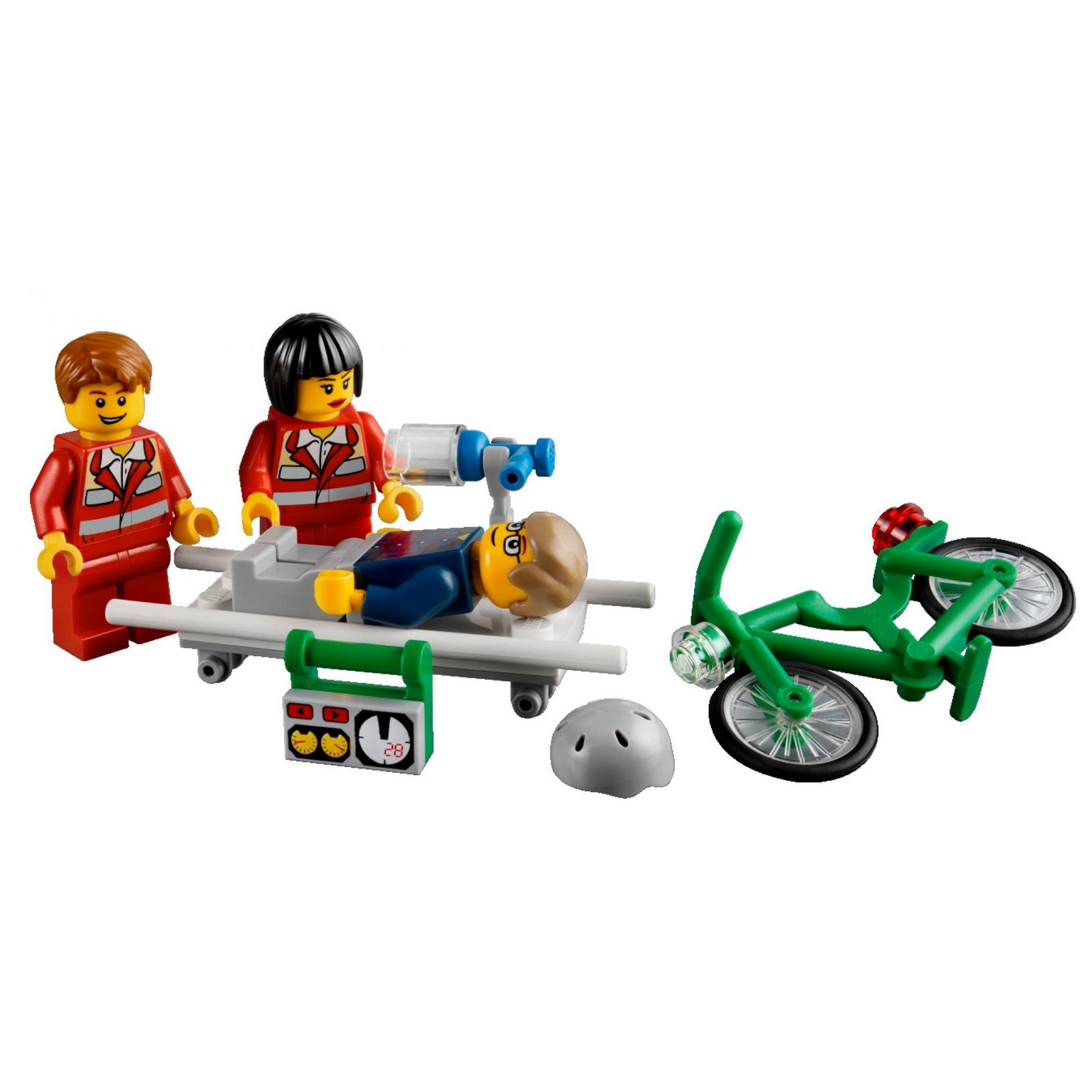 Lego City Clip Art Free Theme: city, hospital