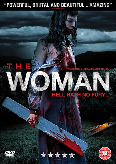 The Woman Movie Poster