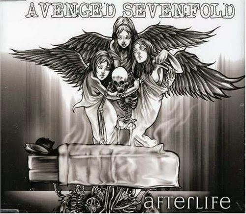 G5 Chord Gitar: Chord Gitar Afterlife Avenged Sevenfold