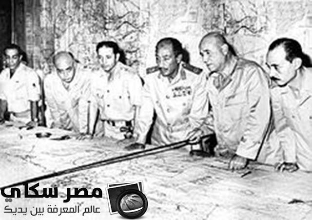 إعادة بناء القوات المسلحة المصرية بعد هزيمة 5 يونيو 1967 م
