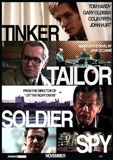 Tinker Tailor Soldier Spy [NTSC/DVDR] Ingles, Español Latino
