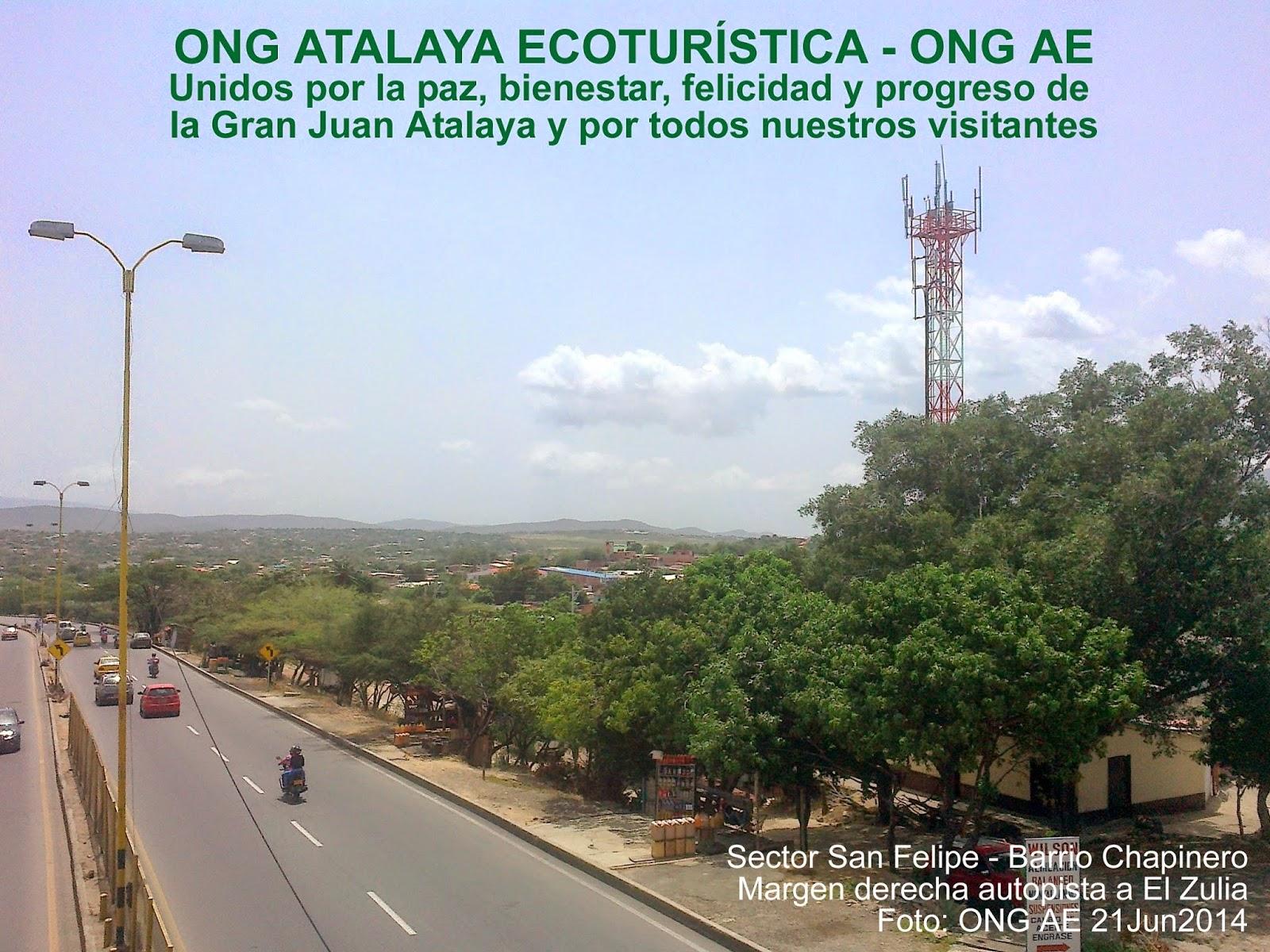 Bienvenidos al blogweb de la ONG ATALAYA ECOTURISTICA - OngAE | FelixNOTICIAS