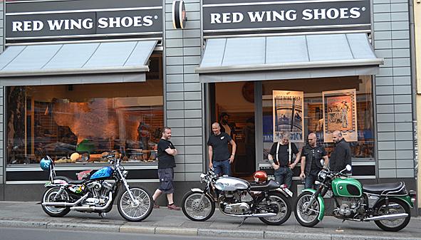 Harley Davidson Store Frankfurt Germany