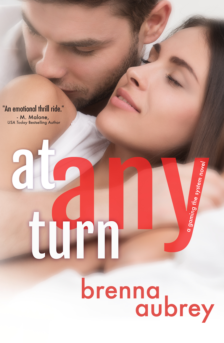 At Any Turn Giveaway Ends Ends 4/19