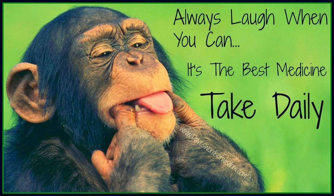 perhaps laughter is the best medicine 1-16 of 405 results for laughter best medicine laughter the best medicine: a laugh-out-loud collection of our funniest jokes, quotes, stories & cartoons(reader's.