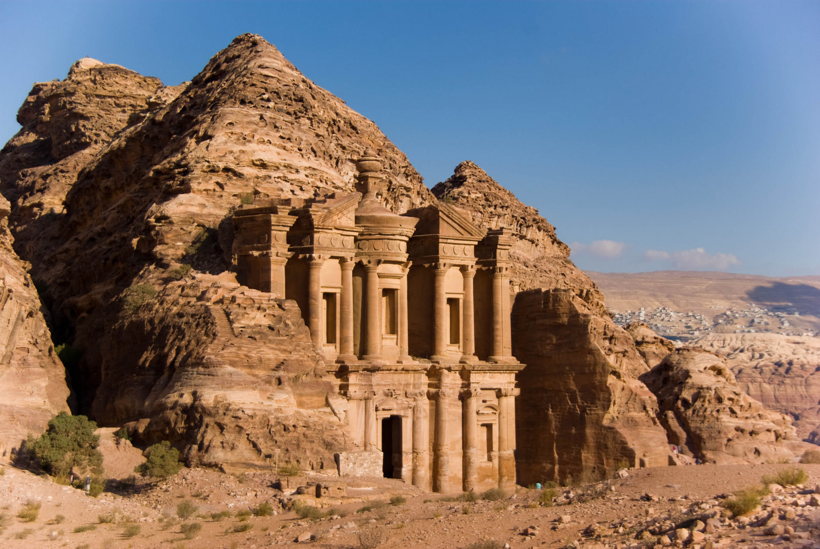 travel jordan petra amman holiday jerash dead
