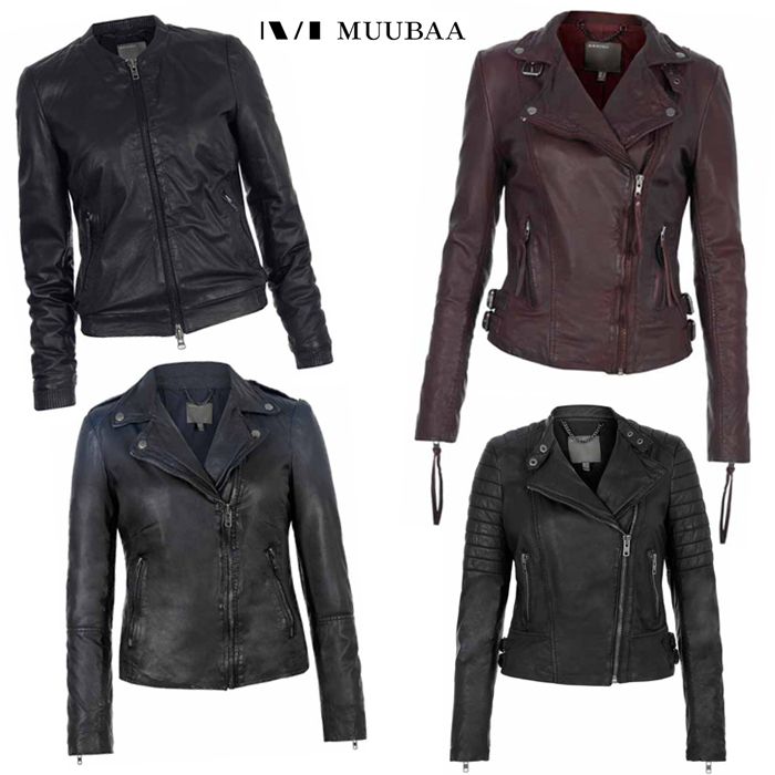 JACKETS MUUBAA A/W 2013 New Collection