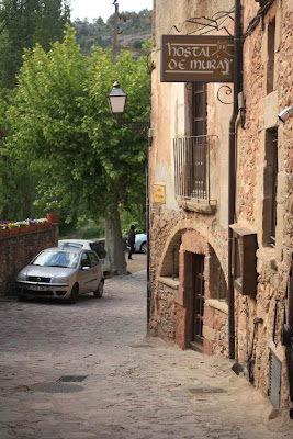Lovely village of Mura in Barcelona