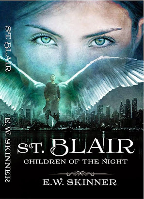 St. Blair: Children of the Night - Book 1 in series