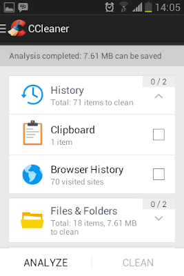 cCleaner 2