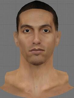 NBA 2K13 Kevin Martin Cyberface Patch