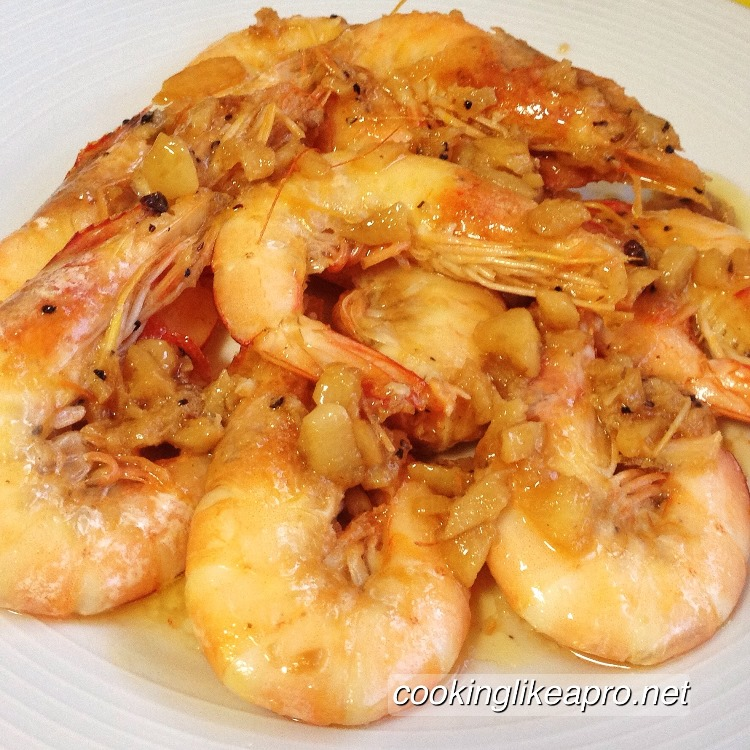 Grilled Shrimps Recipe