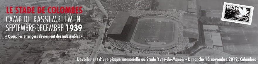 Comité pour l'apposition d'une plaque sur le stade Yves-du-Manoir