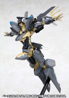 ANUBIS ZONE OF THE ENDERS - Jehuty plastic Model Kit