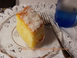 Τα φαγητά της γιαγιάς - Καρύδα γλυκό