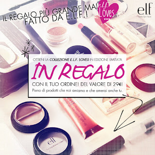 E.L.F. - Loves Collection in regalo